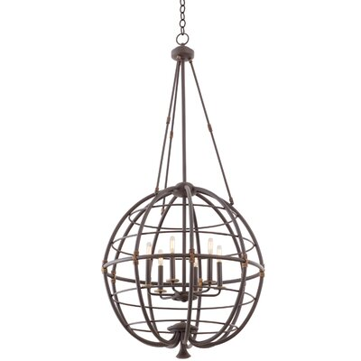 Larson 6-Light Foyer Pendant