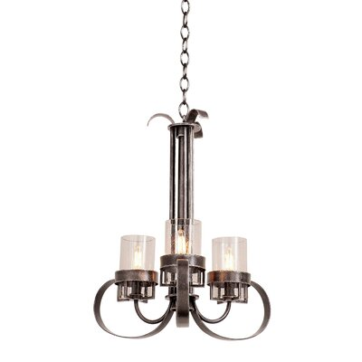 Bexley 3-Light Shaded Chandelier