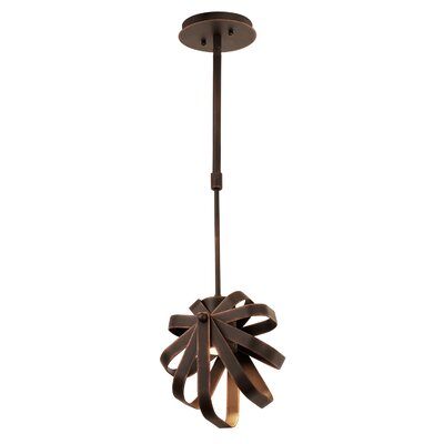 Brandt 1-Light Mini Pendant