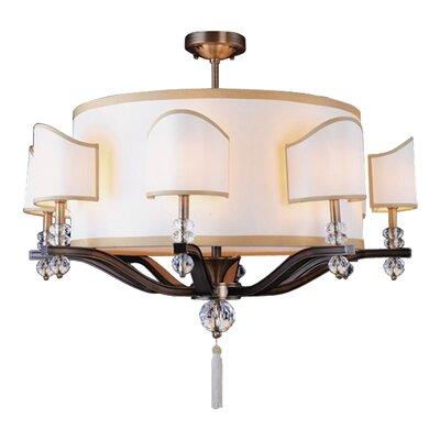 Sutton 16-Light Drum Chandelier