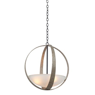 Irvine 1-Light Globe Pendant