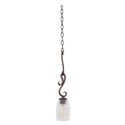 Castaic 1-Light Mini Pendant