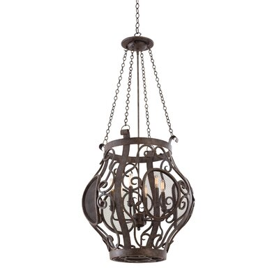 Isabel 6-Light Foyer Pendant