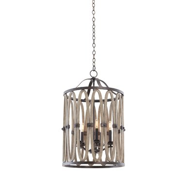 Belmont 5-Light Foyer Pendant