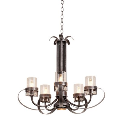 Bexley 6-Light Candle-Style Chandelier