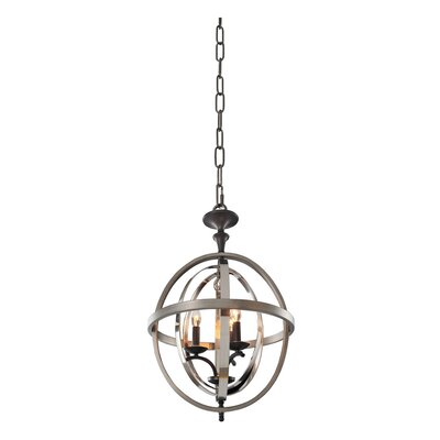 Rothwell 3-Light Foyer Pendant