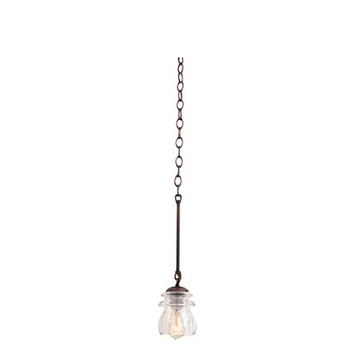 Brierfield 1-Light Mini Pendant
