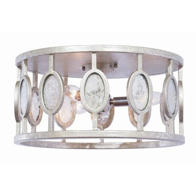 Palomar 3-Light Flush Mount