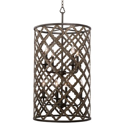 Whittaker 8-Light Foyer Pendant