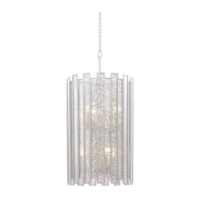Palisade 6-Light Crystal Pendant