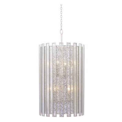 Palisade 8-Light Crystal Pendant