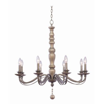 Colony 8-Light Candle-Style Chandelier