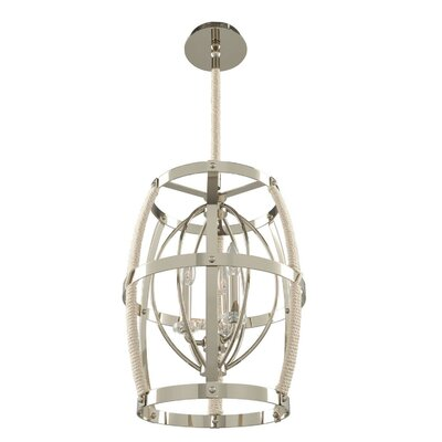 Granville 3-Light LED Foyer Pendant