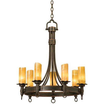 Americana 7 Light Chandelier