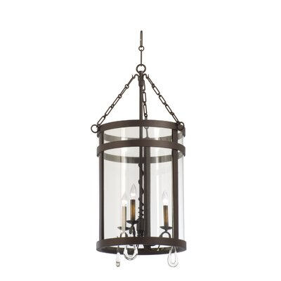 Morris 3-Light Foyer Pendant