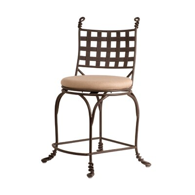 Vine Bar Stool Swivel