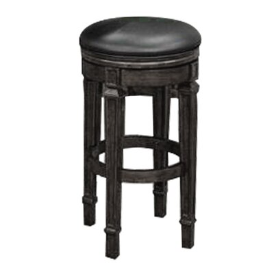 30 Swivel Bar Stool Finish: Espresso