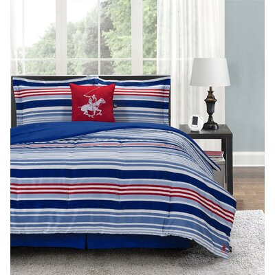 Durante 5 Piece Comforter Set Size: Full
