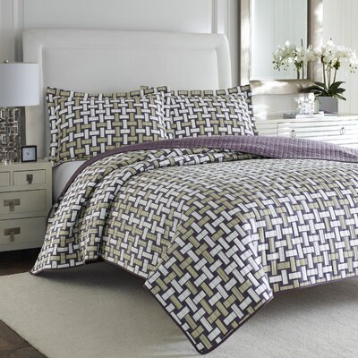 Serene Quilt Set Size: King