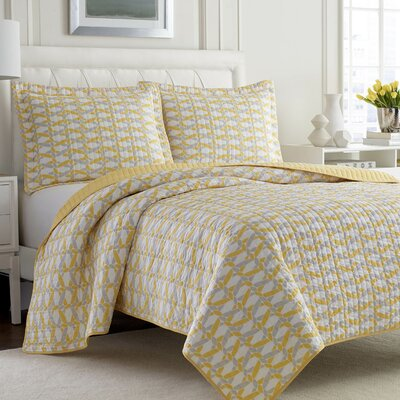 Corrine Quilt Set Size: King