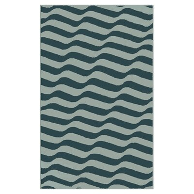 Sheffield Market Blue Area Rug Rug Size: Rectangle 8 x 11