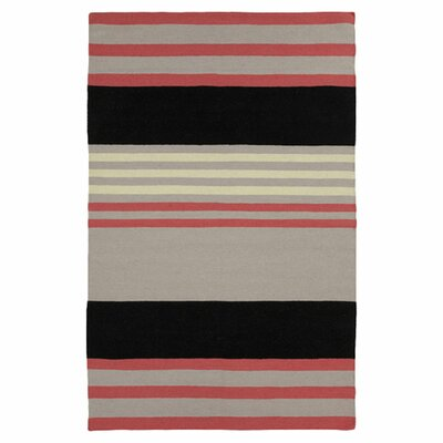 Sheffield Market Flint Gray Area Rug Rug Size: 33 x 53