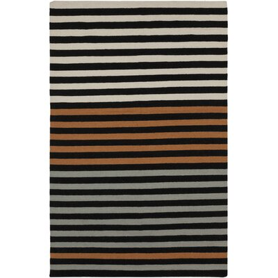 Sheffield Market Caviar Area Rug Rug Size: Rectangle 5 x 8