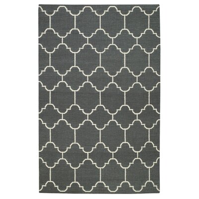 Serpentine Pigeon Grey Area Rug Rug Size: Rectangle 7 x 9