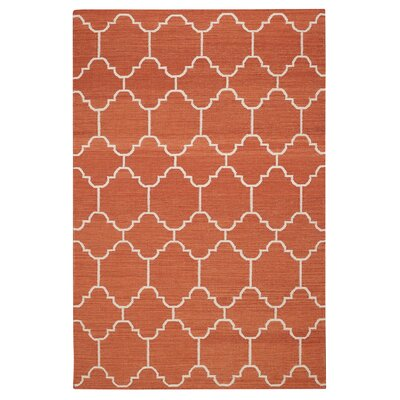 Serpentine Saffron Area Rug Rug Size: Rectangle 5 x 8