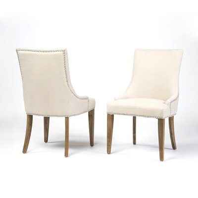 Barronhurst Parsons Chair (Set of 2)