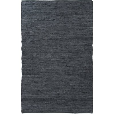 Slyvia Hand Woven Gray Area Rug Rug Size: Rectangle 9 x 121