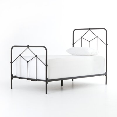 Bertrand Twin Panel Bed