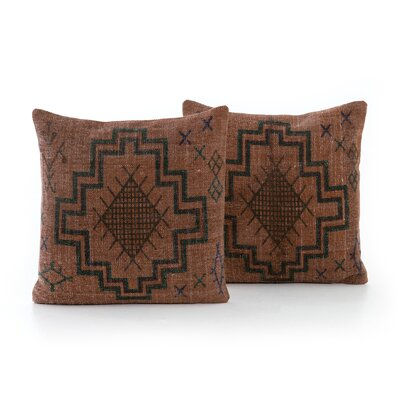 Astin Tribal Print Throw Pillow
