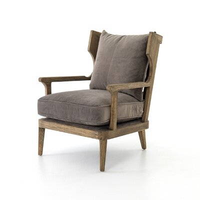 Atchley Oak  Armchair