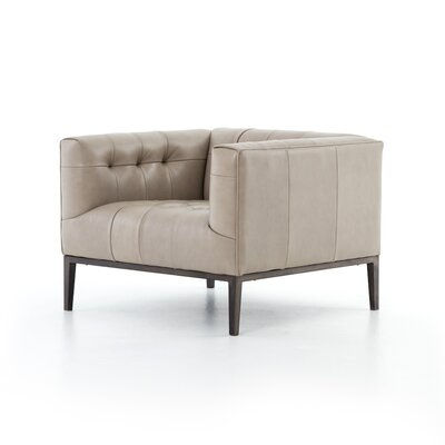 Stefania Tufted Club Chair