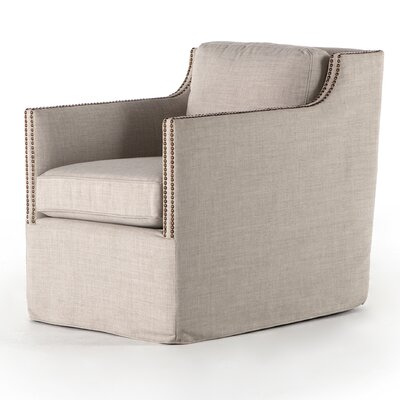 Puentes Swivel Armchair