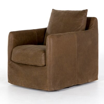Stefania Swivel Armchair