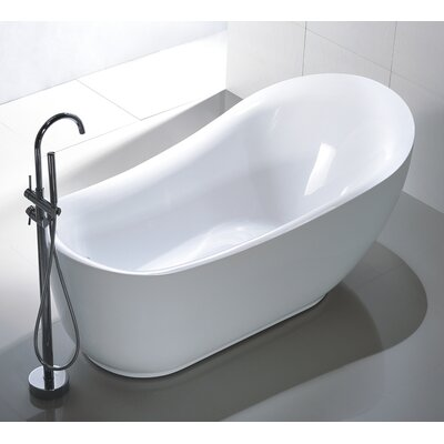 71 x 35 Soaking Bathtub
