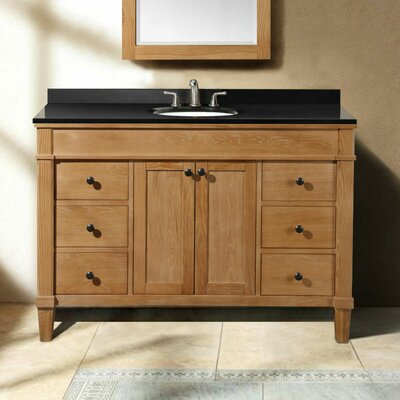 49 Single Bathroom Vanity Set