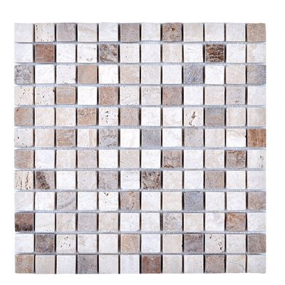 Engineered Stone Mosaic Tile in Beige