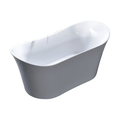 WE Series 67 x 31.5 Soaking Bathtub