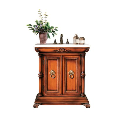 Bullard 32 Single Chest Bathroom Vanity Set