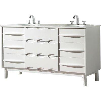 60 Bathroom Vanity Set