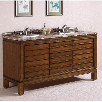 68 Double Bathroom Vanity Set