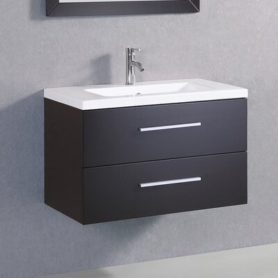 32 Single Vanity Set with Mirror