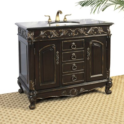 Hatherleigh 41 Single Chest Bathroom Vanity Set