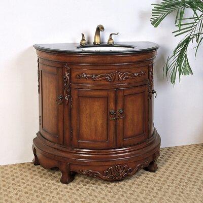 Hatherleigh 36 Single Chest Bathroom Vanity Set