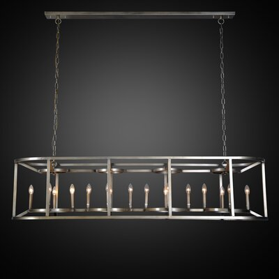 Foster 16-Light Kitchen Island Pendant