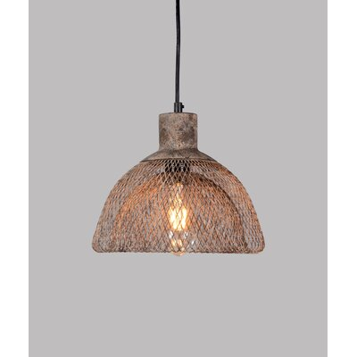 Jamar 1-Light Mini Pendant