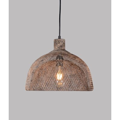 Jamar 1-Light Mini Metal Pendant